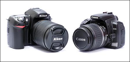 Canon contra Canon… o no.