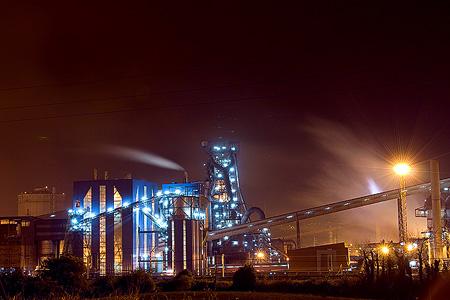 Fr�o, fotos nocturnas y entornos urbanizados.