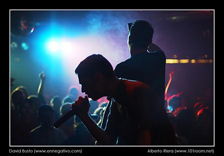 concierto en Gijón.