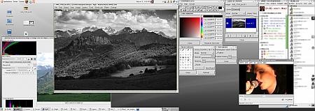 Linux y fotograf�a digital: introducción.