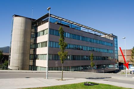Edificio Santiago Gascón.